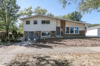 Oak Forest Single Family Home New: 5700 Grange Avenue