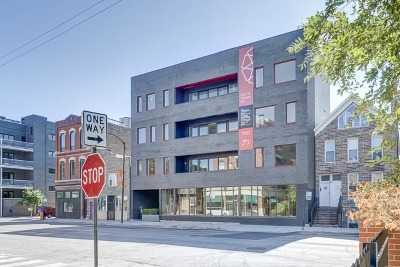Chicago Condo/Townhouse New: 1311 West Chicago Avenue #2S
