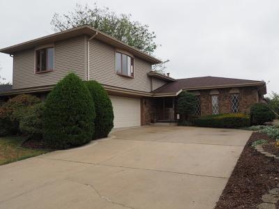 Oak Forest Single Family Home New: 15649 Lorel Avenue