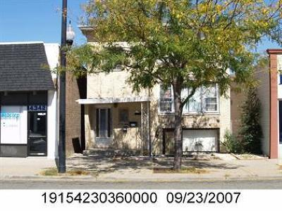 Chicago Multi Family Home New: 4338 West 63rd Street