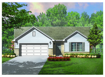 McHenry IL Single Family Home Contingent: $231,570