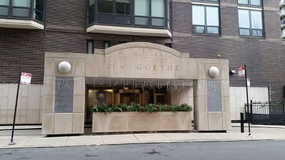 Chicago Condo/Townhouse New: 21 West Goethe Street #17F