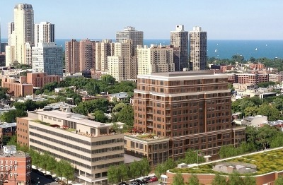 Chicago Condo/Townhouse Contingent: 540 West Webster Avenue #906