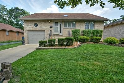 Midlothian Single Family Home New: 14451 Ridgeway Avenue