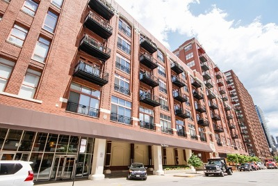 Chicago Condo/Townhouse New: 360 West Illinois Street #201
