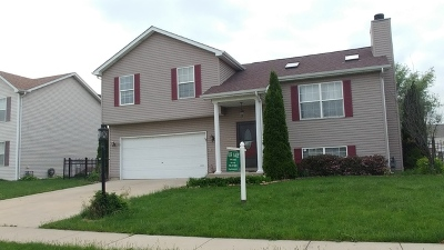 Joliet IL Single Family Home Re-Activated: $180,000