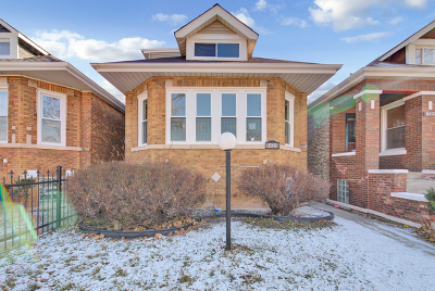 Chicago Single Family Home New: 8435 South Hermitage Avenue