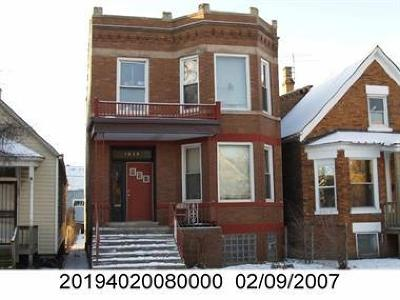 Chicago IL Multi Family Home New: $140,000