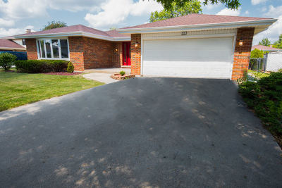 Orland Park Single Family Home New: 7838 Sycamore Drive