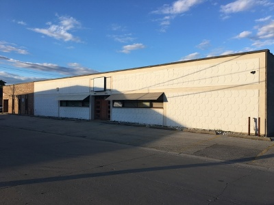 Franklin Park IL Commercial New: $549,000
