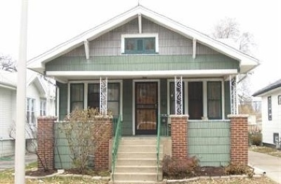 Cook County Single Family Home New: 28 157th Street