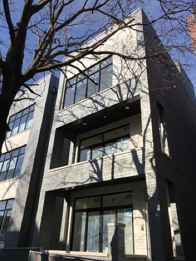 Chicago Condo/Townhouse New: 2866 West Lyndale Street #1