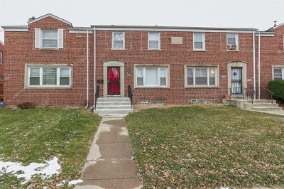 Chicago IL Single Family Home New: $89,900