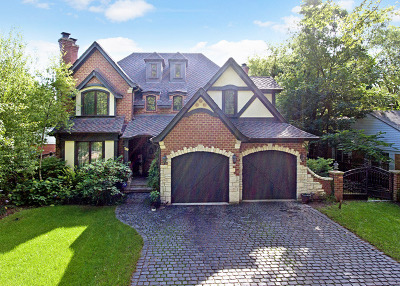 Hinsdale Single Family Home For Sale: 739 North Oak Street