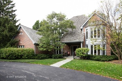 Lake Forest Single Family Home For Sale: 990 West Deerpath Road