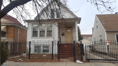 Chicago IL Single Family Home New: $279,900