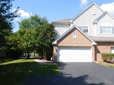 Hoffman Estates Condo/Townhouse New: 6105 Halloran Lane