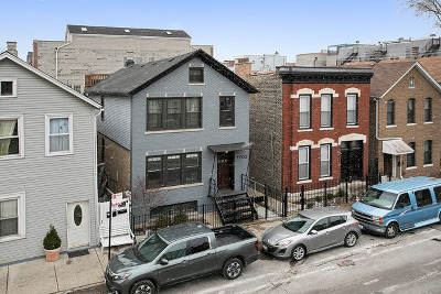 Chicago IL Single Family Home New: $749,900