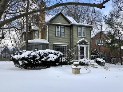 Glencoe Single Family Home For Sale: 748 Greenwood Avenue