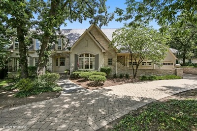 Oak Brook Single Family Home For Sale: 707 Midwest Club Parkway