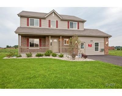 New Lenox Single Family Home For Sale: Lot 63 Eagle Circle