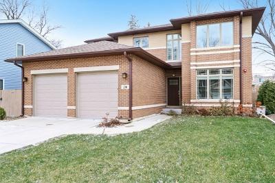 Mount Prospect Single Family Home Price Change: 216 North Elm Street