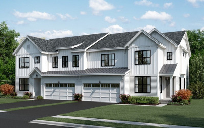 Naperville Single Family Home New: 3 Tramore Court