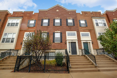 Condo/Townhouse New: 733 Station Boulevard