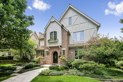 Glen Ellyn, Wheaton, Lombard, Winfield, Elmhurst, Naperville, Downers Grove, Lisle, St. Charles, Warrenville, Geneva, Hinsdale Single Family Home For Sale: 424 South Bodin Street