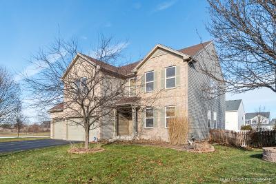 Elburn Single Family Home For Sale: 512 Holbrook Avenue