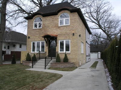 Chicago IL Single Family Home New: $799,900