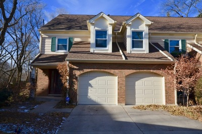 Naperville Condo/Townhouse New: 618 Windham Lane
