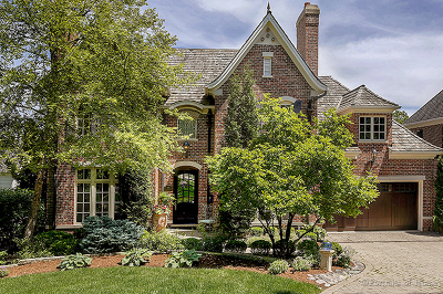 Glen Ellyn Single Family Home For Sale: 685 North Park Boulevard
