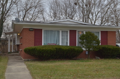 Glenwood  Single Family Home For Sale: 311 North Pleasant Drive