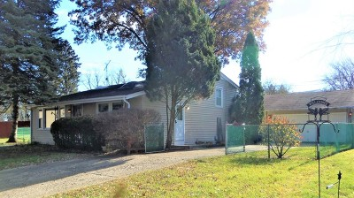 Single Family Home Contingent: 1628 Marlboro Circle