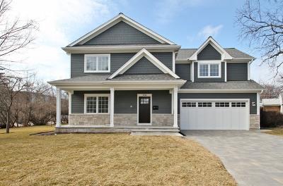 Wilmette Single Family Home For Sale: 2944 Central Avenue