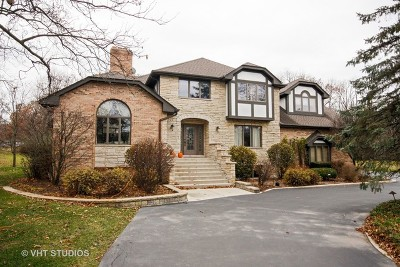 Palos Park Single Family Home For Sale: 7835 West McCarthy Road