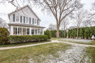 Highland Park Single Family Home For Sale: 251 Green Bay Road