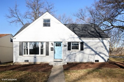 Hinsdale Single Family Home For Sale: 631 The Lane