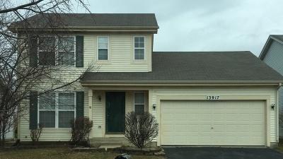 Plainfield Single Family Home For Sale: 13917 Isle Royal Circle