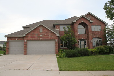 Frankfort Single Family Home Contingent: 8316 Brookhaven Drive