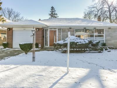 Skokie Single Family Home Contingent: 4221 Greenwood Street