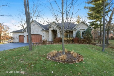 Island Lake Single Family Home For Sale: 3509 Harvest Court