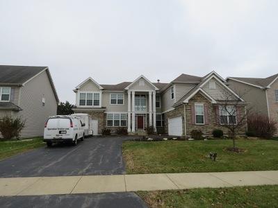 Bartlett Single Family Home Price Change: 2005 Fountain Grass Court