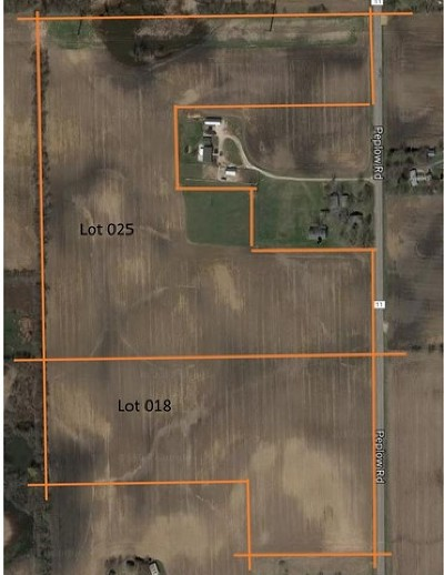 Hampshire Residential Lots & Land For Sale: Lot18&25 Peplow Road