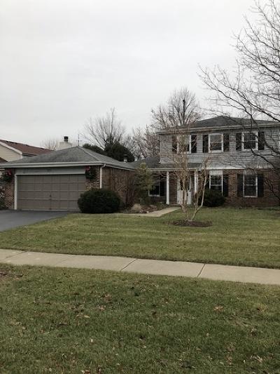 Bartlett Single Family Home Contingent: 787 Poppy Lane