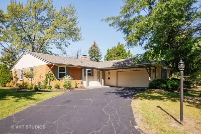Olympia Fields Single Family Home For Sale: 20534 Parthenon Way