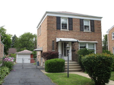 Riverdale Single Family Home For Sale: 14216 South Wabash Avenue
