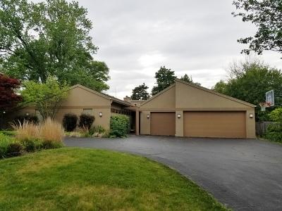 Highland Park Single Family Home For Sale: 254 Red Oak Lane
