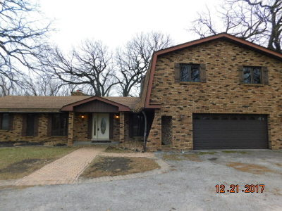 South Holland Single Family Home For Sale: 1515 East 172nd Street